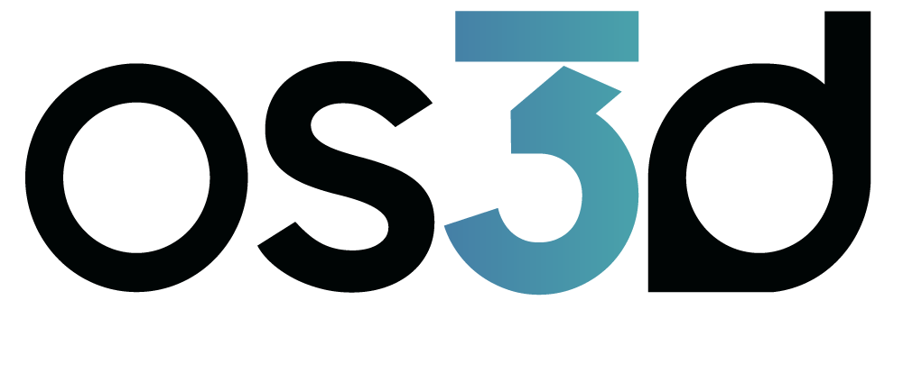 Logo black OS3D